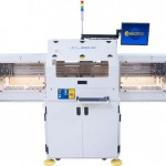 Model 8000-3C Programming Handler with 16 Sockets and Laser Marking
