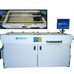 Custom Conveyor Laser Marker - Marks Solar Panels