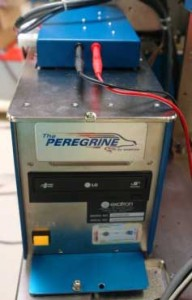 MAGNETIC4 Exatron's Peregrine tester software allows setting magnetic testing parameters