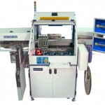 Model 8000-3 with Peregrine Tester, Lead Ball Inspection, and Laser Marking