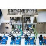 Model 8000B Device Forming/Straightening Stations