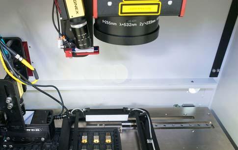 Smart Mark® laser marker vision upgrade
