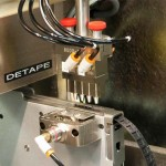 Model 901 Smart Queue Left Pickup Head at Input Detaper