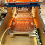 Model 901 Smart Queue Reject and Buffer Waffle Pack Trays