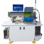 Model 902 w Four Program Sockets, Laser Marking, Labeler, and Tape Input and Output